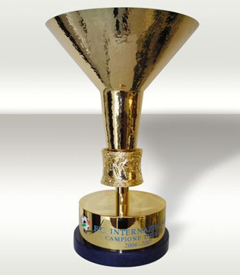 Serie A Italy Mls Cup Soccer World Trophies