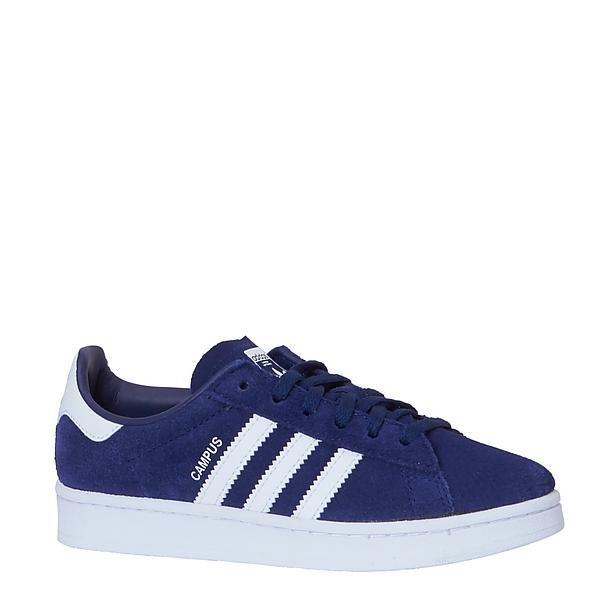adidas Originals Campus sneakers #kids #blauw #adidasOriginals #Campus  #wehkamp