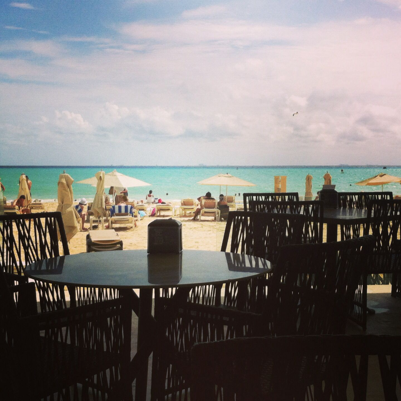 Mamitas Beach Club en #PlayadelCarmen
