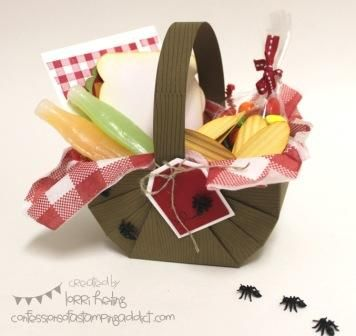 Summer Picnic Basket
