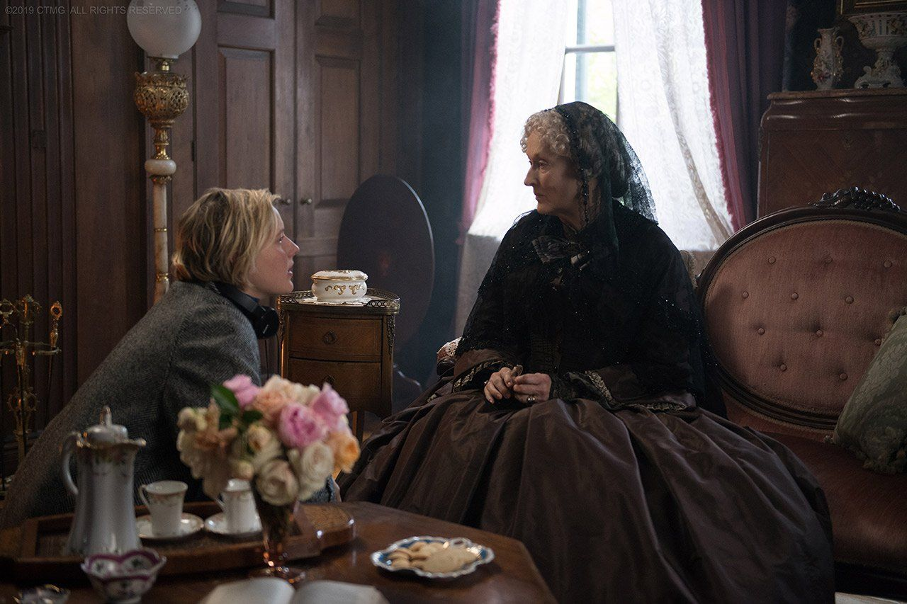 Little Women (2019) Photo Meryl streep, Women, Woman movie