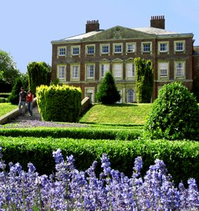Goodnestone Park Gardens Kent England Jane Austen Was A Frequent Visitor To