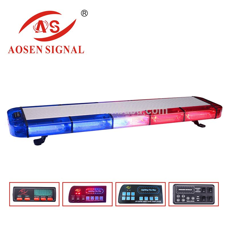 Top quality tbd ga 8700h warning police light multi color led light top quality tbd ga 8700h warning police light multi color led light bar in mozeypictures Image collections
