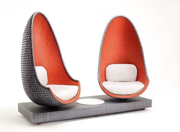 16 Extraordinary Chair Design Ideas, Philippe Starck Furniture