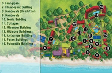 map of sandals antigua Sandals Grande Antigua Resort Map Review And Print Out Sandals map of sandals antigua