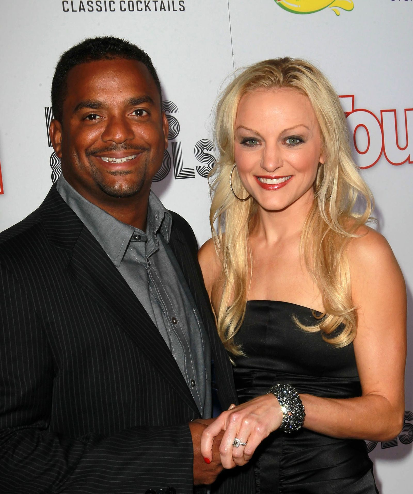 Alfonso Ribeiro And Angela Unkrich Married Alfonso Ribeiro Married Celebrity Couples They tied the knot in october 2012. alfonso ribeiro and angela unkrich