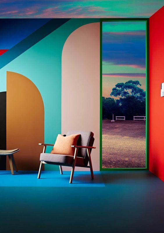 trendy colors for contemporary interior design interiordesign