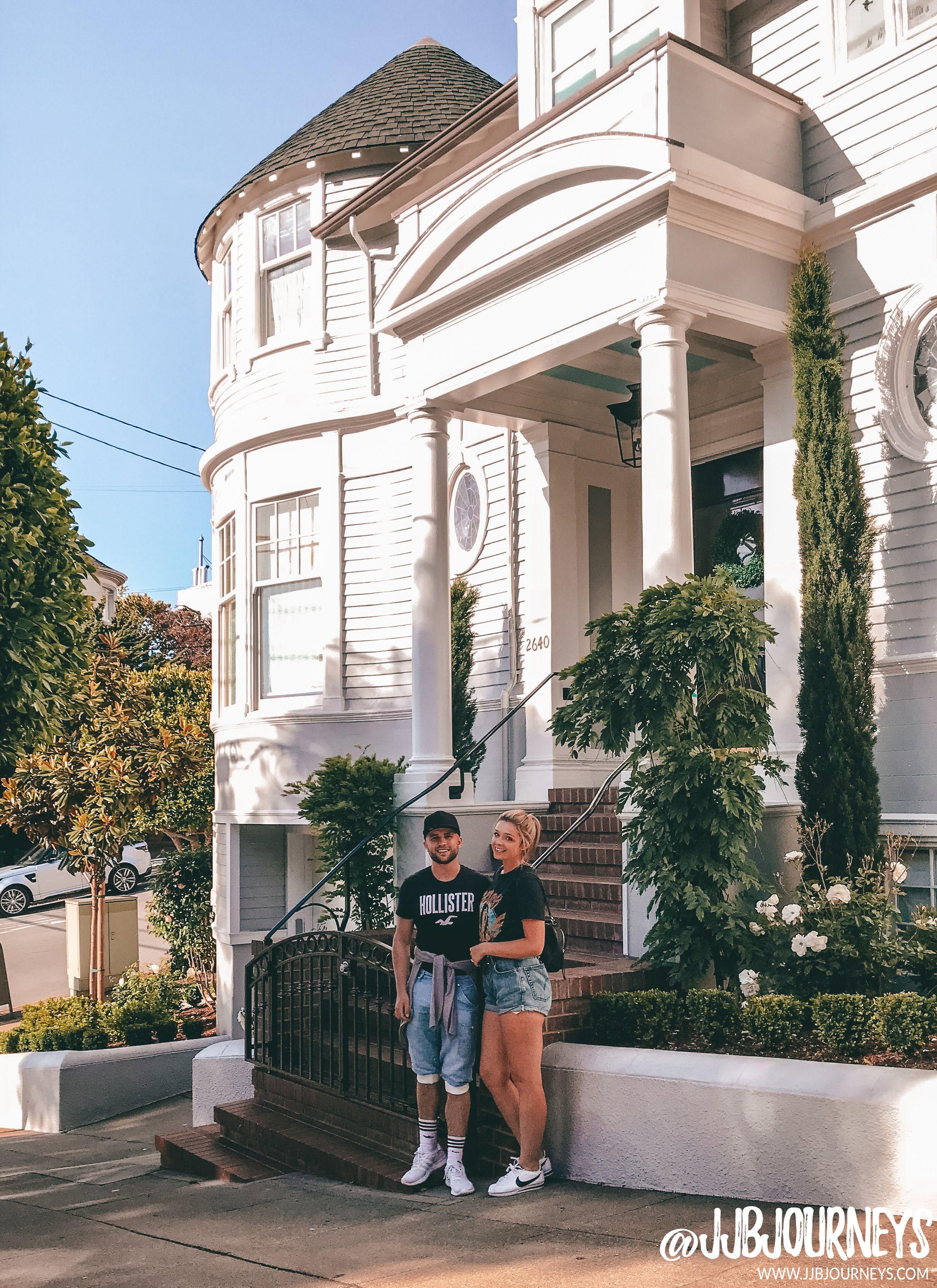 Mrs Doubtfires House 2640 Steiner Street San Francisco