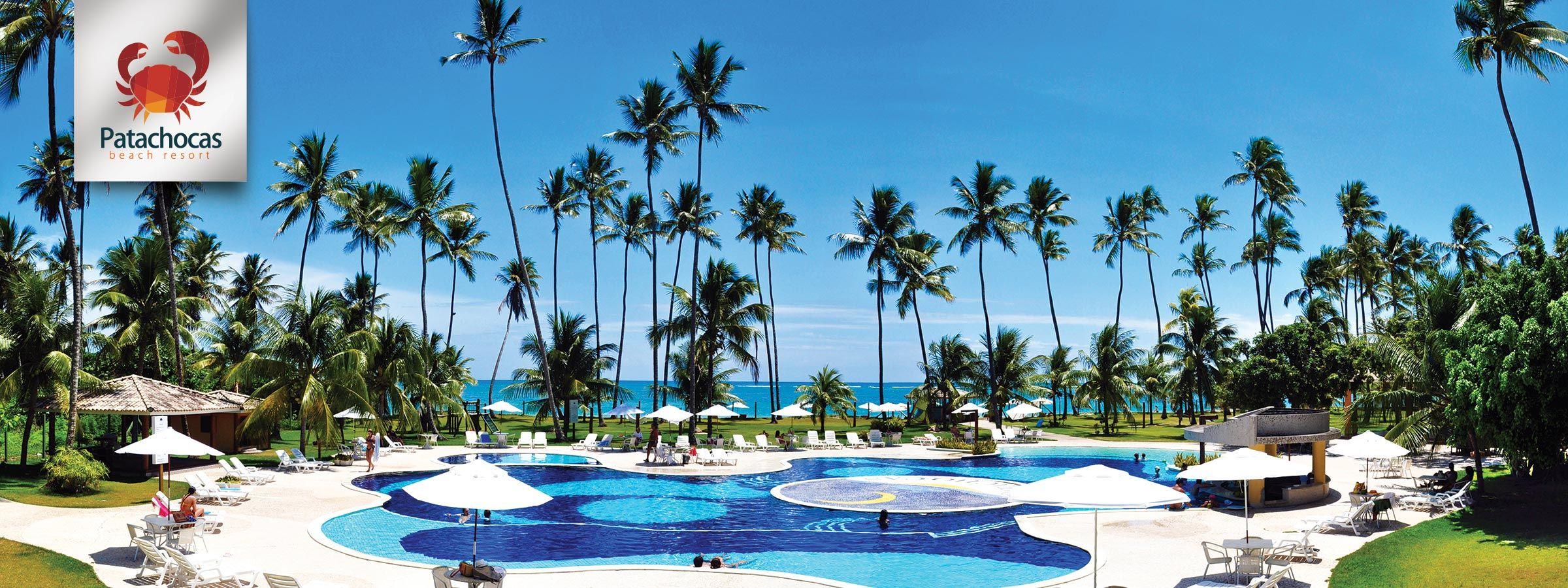Patachocas Beach Resort Morro De São Paulo Bahia