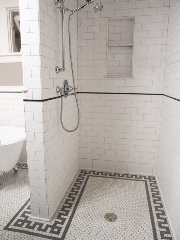 92 best of rustic bathroom tile decoration ideas  how to