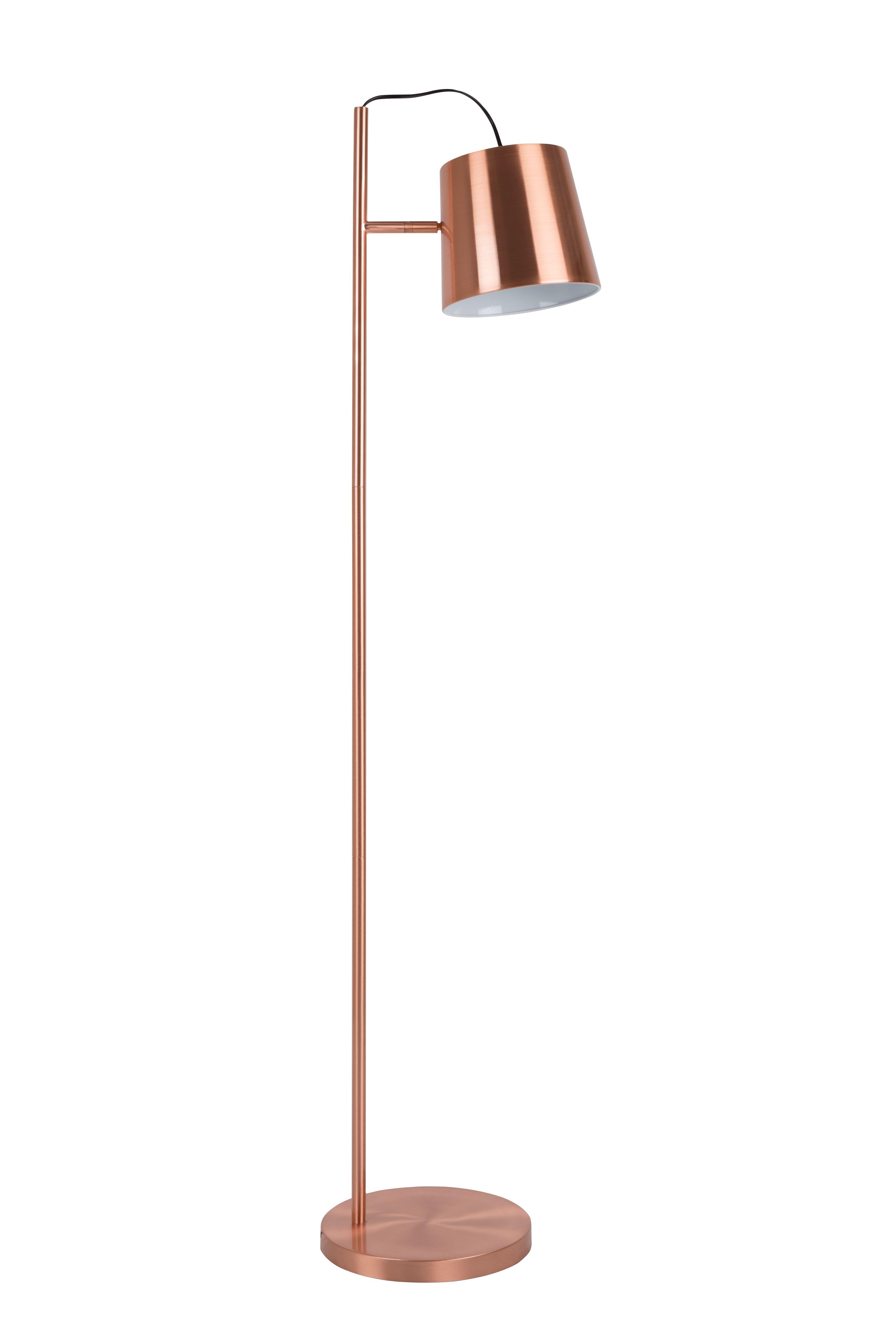 Buckle Head Floor Lamp Copper Lighting Luminaire Beleuchtung Verlichting Copper Floor Lamp Simple Floor Lamp Floor Lamps Living Room
