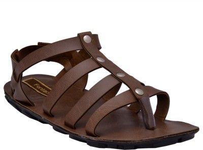 cb933f318364 Fentacia Men Sandals - Buy Tan Color Fentacia Men Sandals Online at Best  Price - Shop Online for Footwears in India