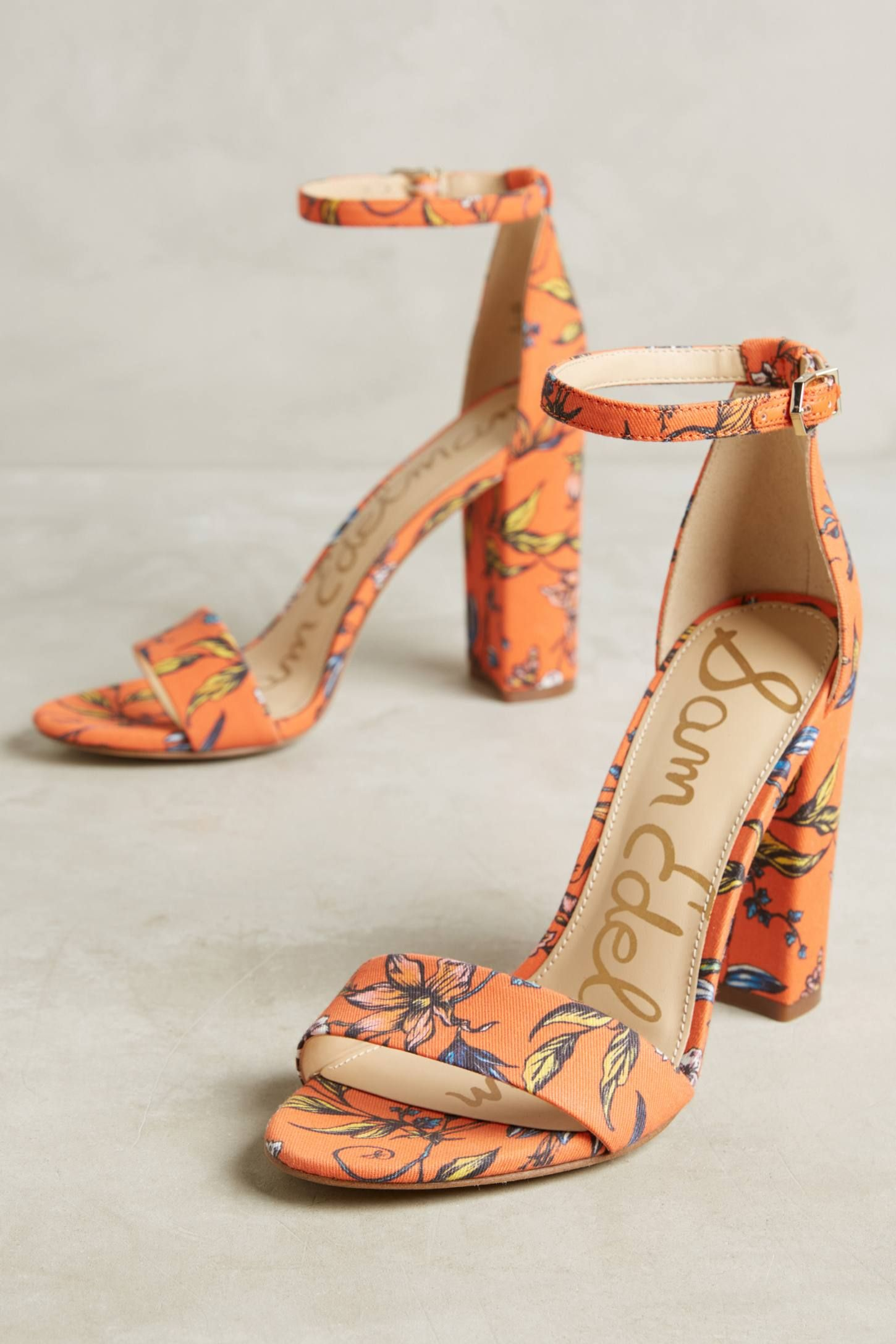 ceba690960fe Shop the Sam Edelman Yaro Heeled Sandals and more Anthropologie at  Anthropologie today. Read customer reviews