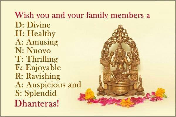 Happy dhanteras celebrating diwali pinterest happy dhanteras happy dhanteras m4hsunfo
