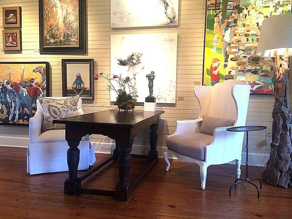 Robin Rains Interior Design Warm Tones