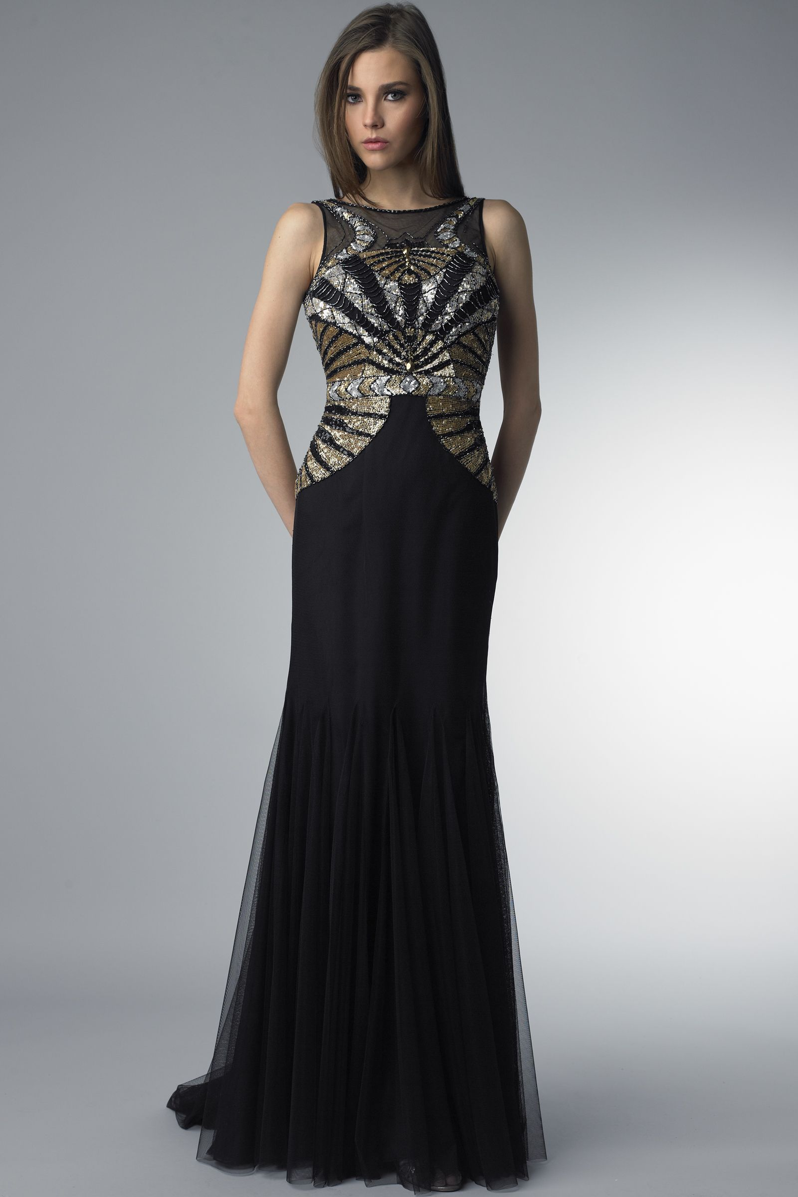 Evening dress new york store