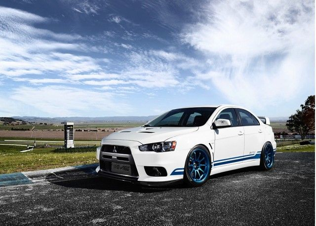Special Edition Mitsubishi Evo Announced But Not By Mitsubishi