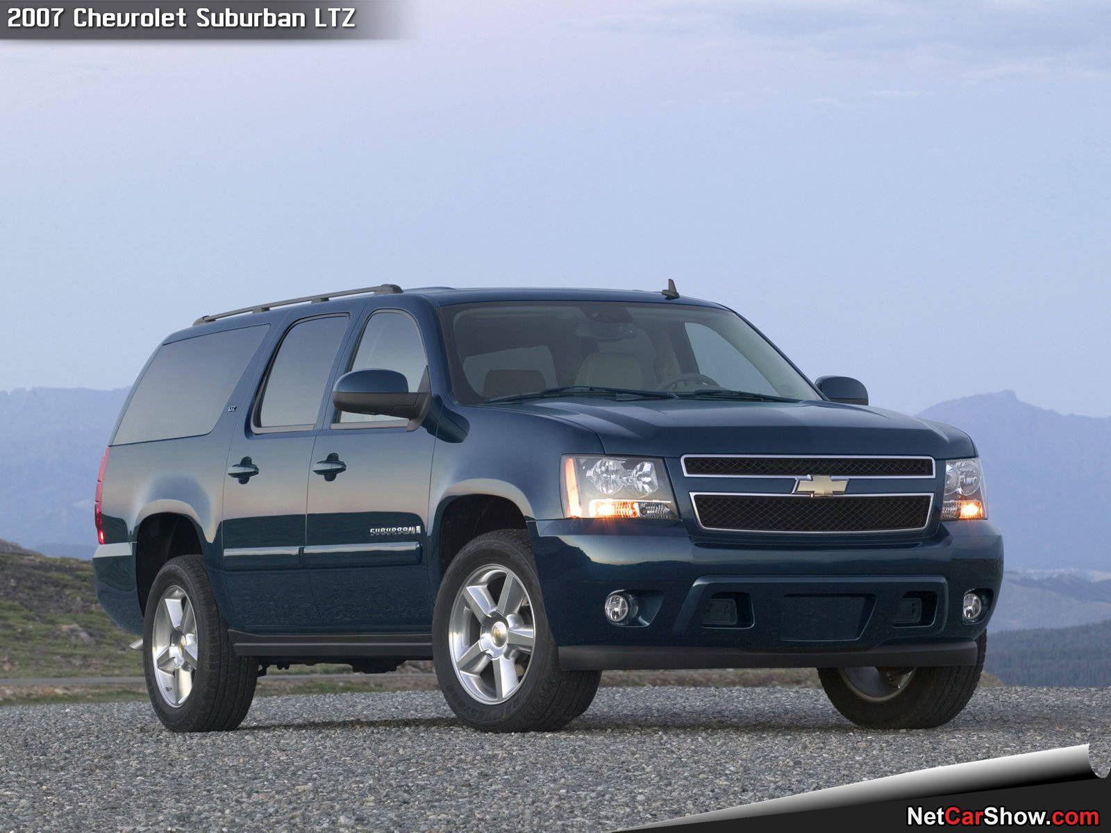 Chevrolet 2007 chevrolet suburban image