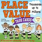 This place value pack contains a total of eighty-eight (88) task cards  divided into two sets. The emphasis is for students to learn/practice their...