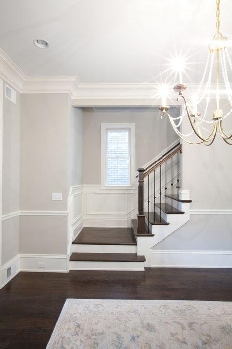PLD Custom Home Builders - staircase and railing | Decor ideas ...
