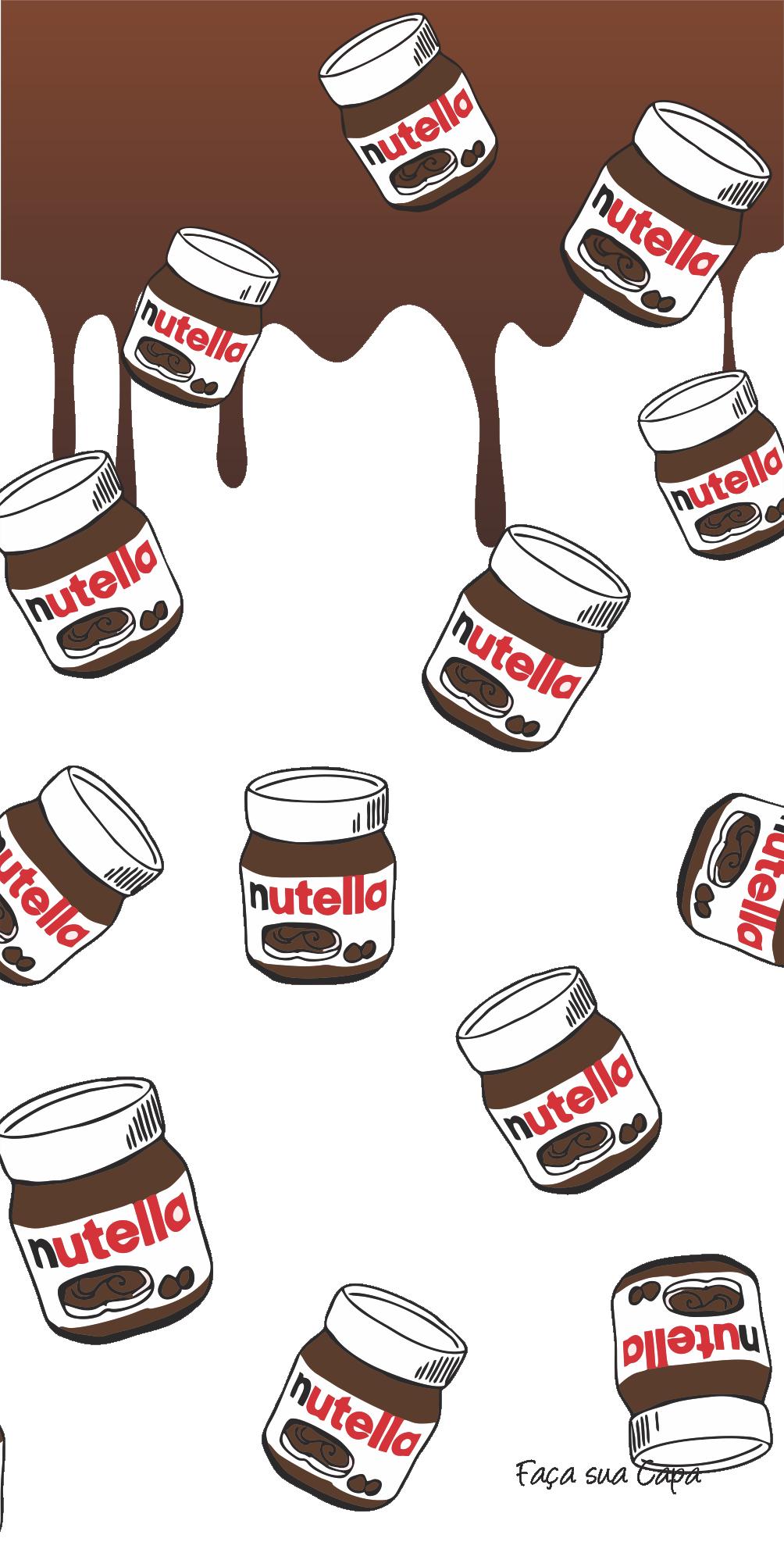 Nutella Produtos Nutella Papeis De Parede Planos De Fundo