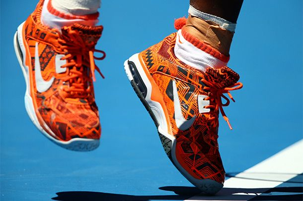 Australian Open 2013: Whose shoes are these?