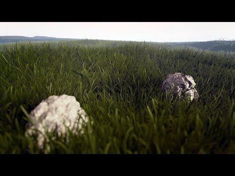 ▷ Dynamic Grass Shader (Unreal Engine 4) - YouTube | Unreal