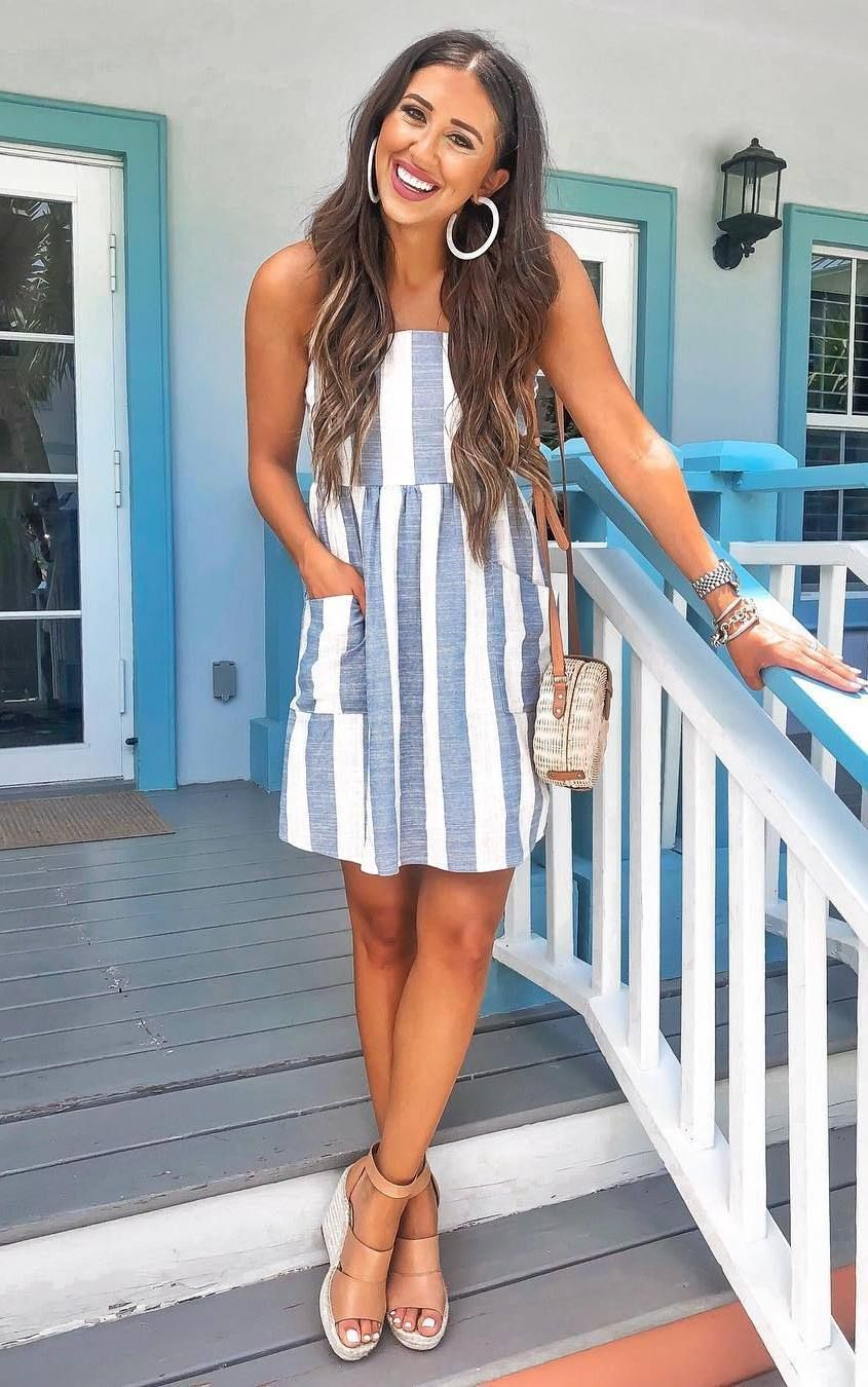 3764c242d02 78 Сool Summer Outfit Ideas To Fell In Love With  summeroutfits  summerstyle