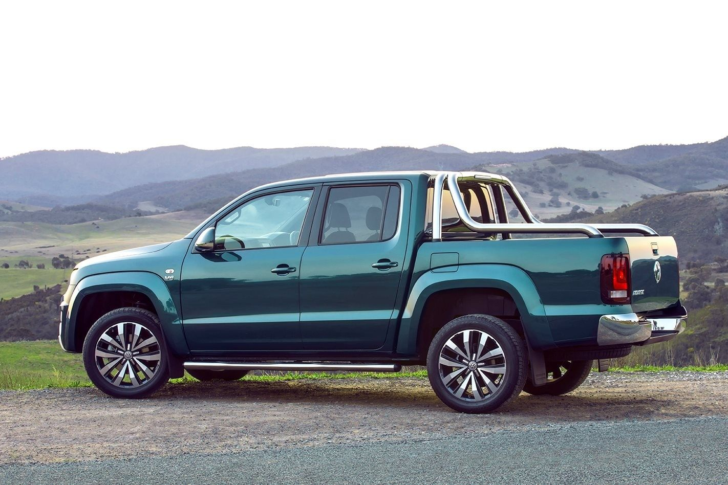 Will 2019 Volkswagen Amarok V6 Diesel Have Manual