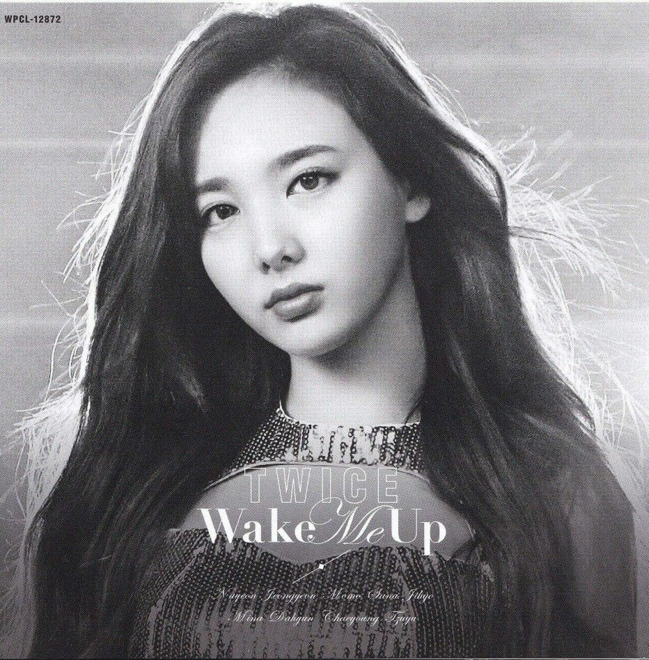 Twice Nayeon Wake Me Up Once Japan Edition