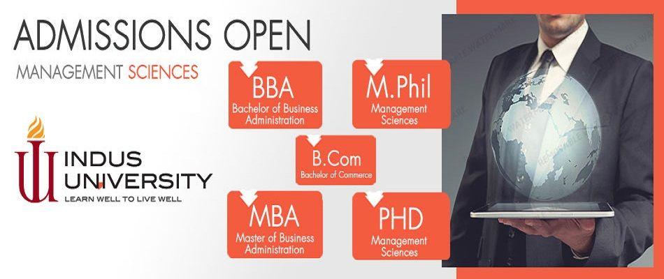 Indus University Karachi Admissions, Courses, Fees, Profile