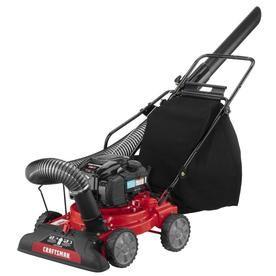 Craftsman 24 In 163 Cc Craftsman Csv Lawn Vacuum Cmxgpam1080054 In