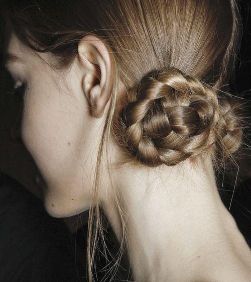 hair at marc jacobs autumn/winter 2012-2013
