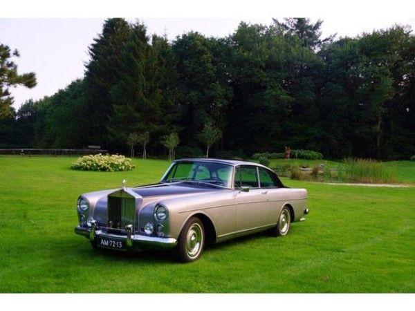 Rolls Royce Dealers >> 1964 Rolls Royce Silver Cloud Iii Chinese Eye Conversion By Koren I
