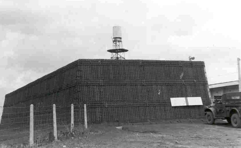 1965 - Pleiku SVN TACAN http://usafflightcheck.com https://www.facebook.com/USAF.Flight.Check