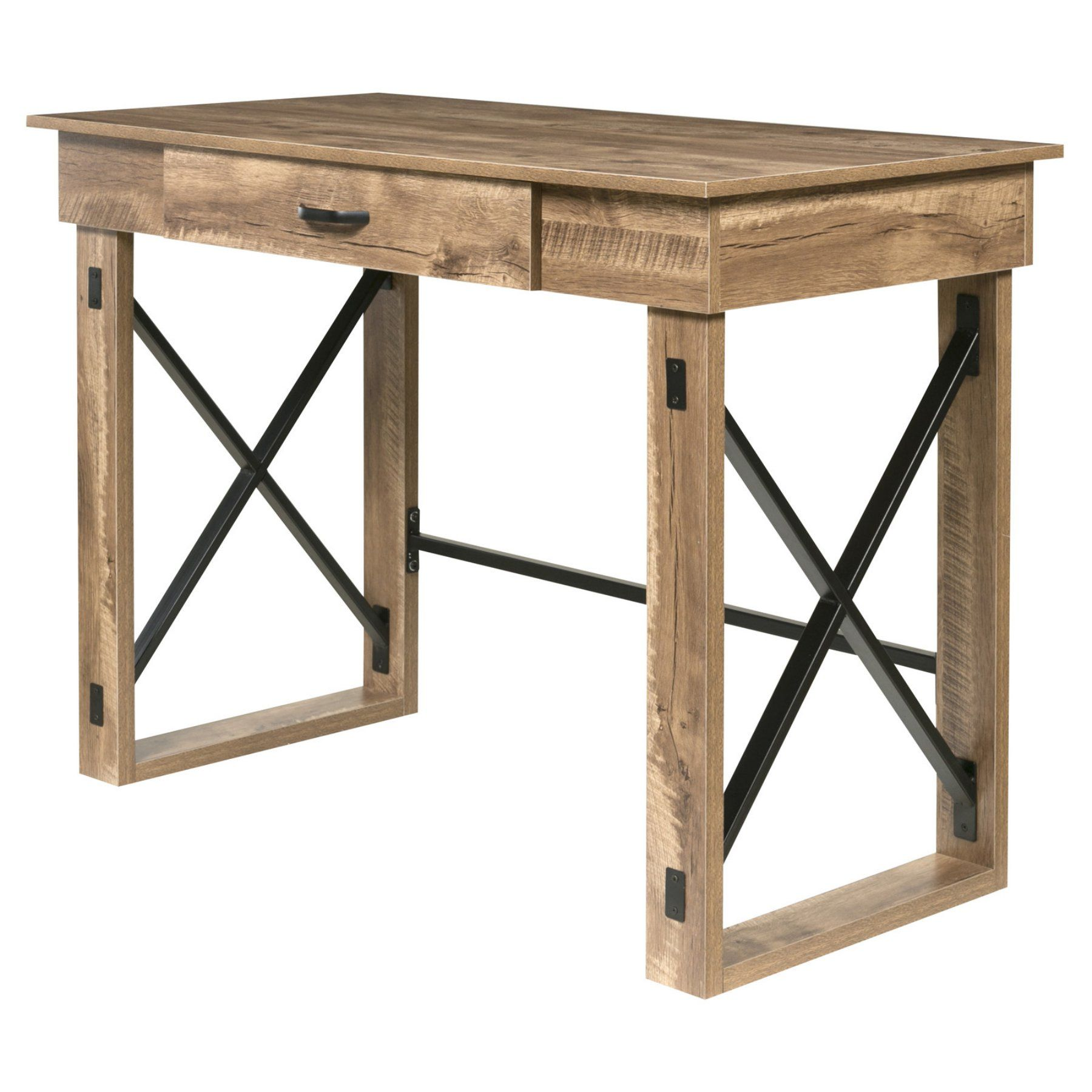 OneSpace Martin Standing Desk with Drawer | Desk with ...