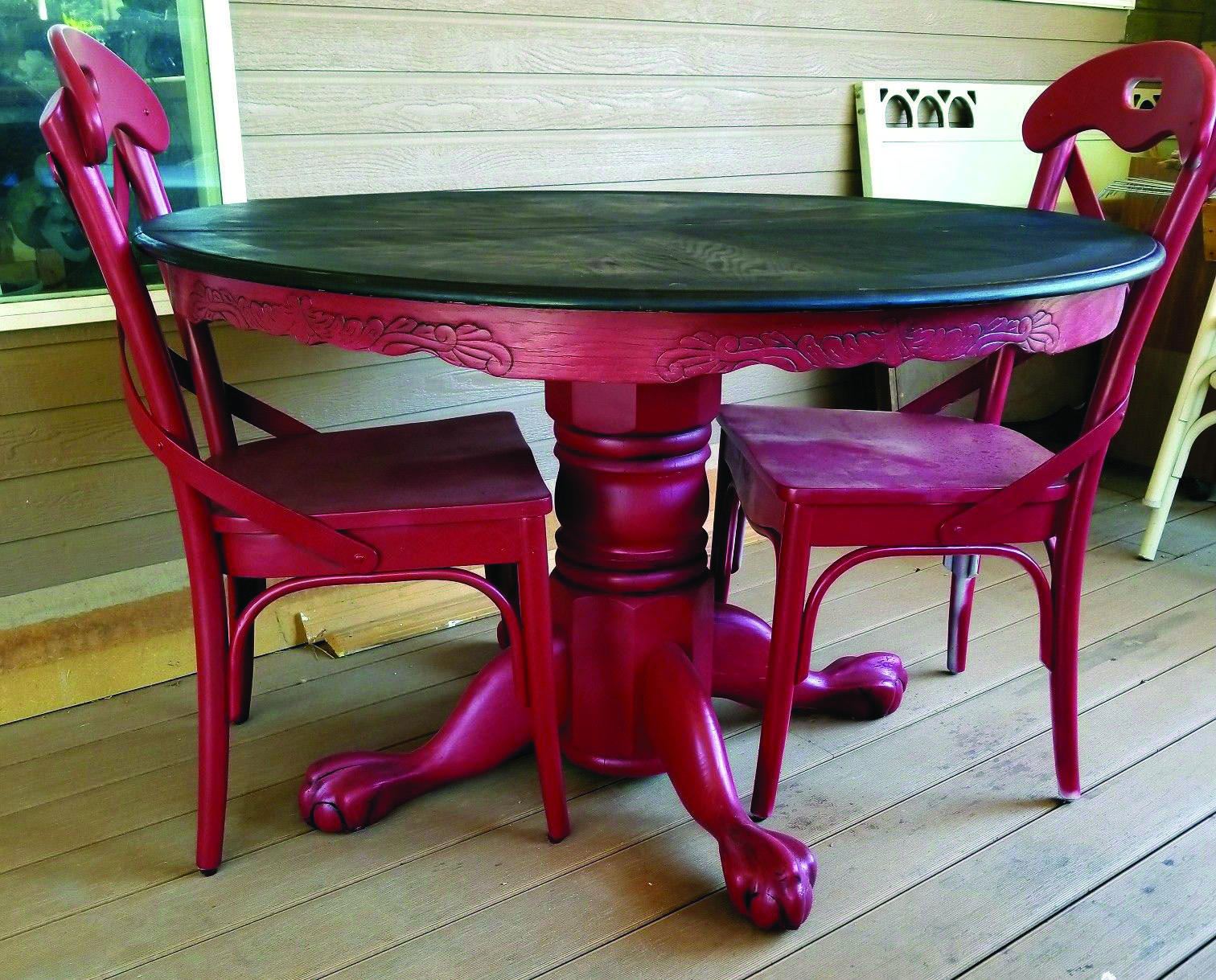 8 Small Cooking Area Table Suggestions For Your Property Red