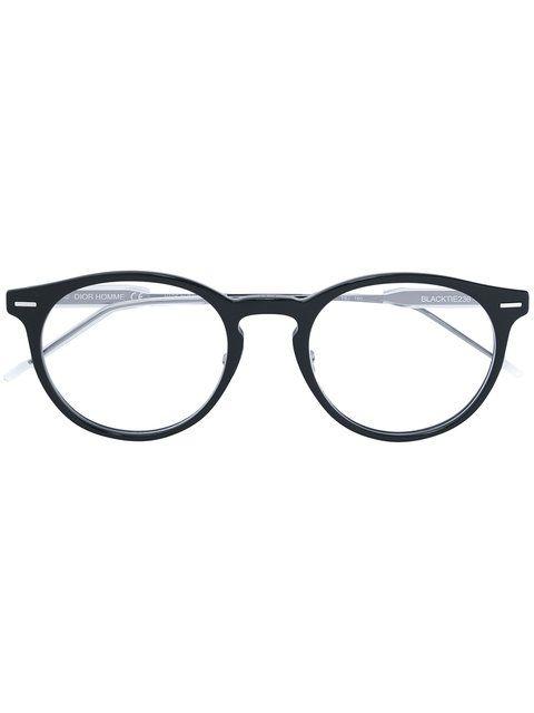 3d1823e8907b DIOR EYEWEAR 라운드 프레임 안경.  dioreyewear  glasses