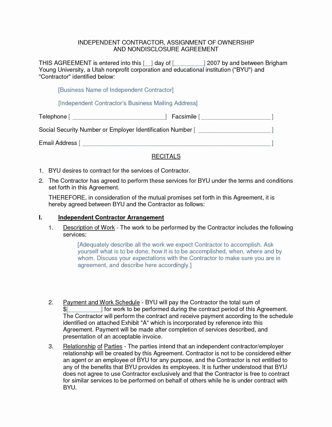 42++ Putting independent contractor on resume ideas