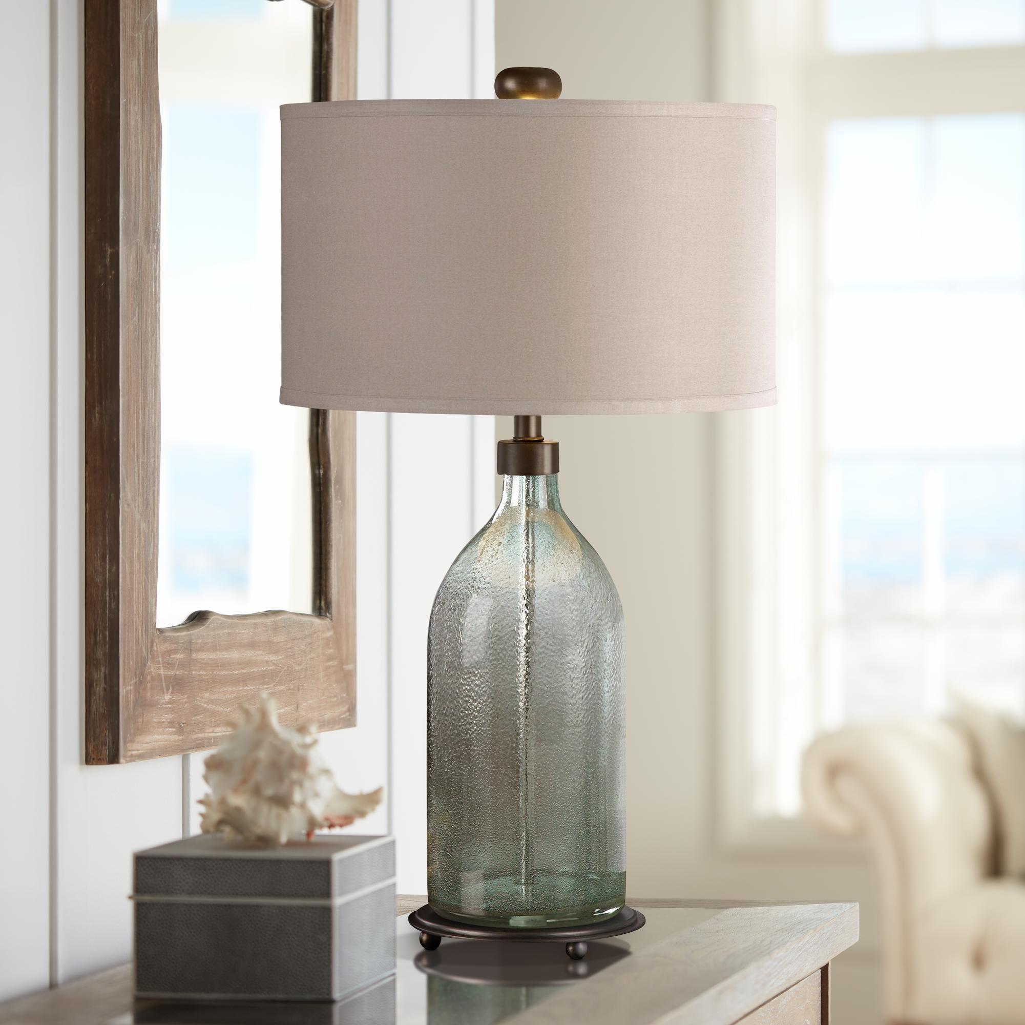 Farmhouse Table Lamps