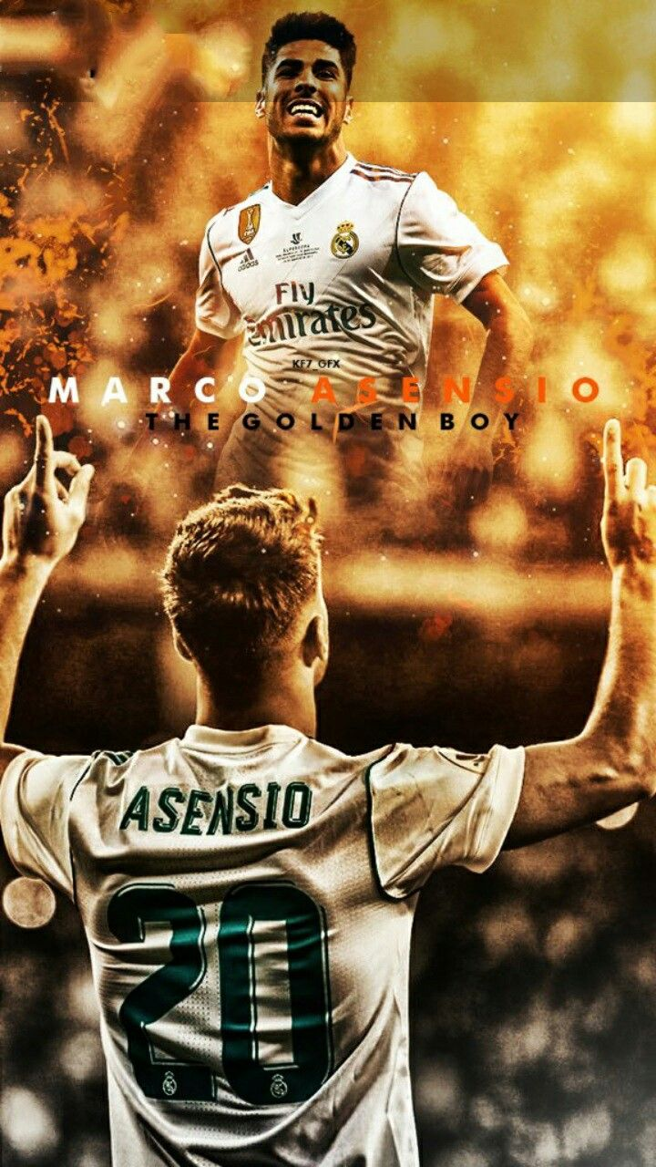 Marco Asensio Realmadrid Asensio Marco Asensio Y Real