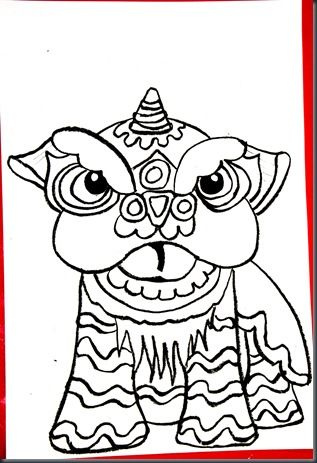 Chinese New Year Lion Dancers Chinese New Year Dragon New Year Art Chinese New Year Crafts