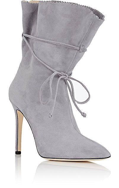 Alexander White Camille Suede Ankle Boots - Boots - 504631578 (affiliate)