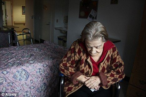 Image of: Sad Beautiful Pictures Of Elderly People In Nursing Homes Thousands Of Elderly Left In Homes without Letters Visits Or Calls Pinterest Revealed Sad Plight Of The Thousands Of Elderly Left Alone In Homes