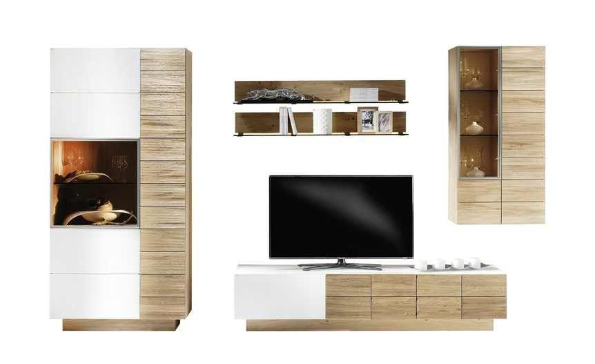 VOGLAUER Wohnkombination V-Montana, gefunden bei Möbel Höffner - wohnzimmer möbel höffner