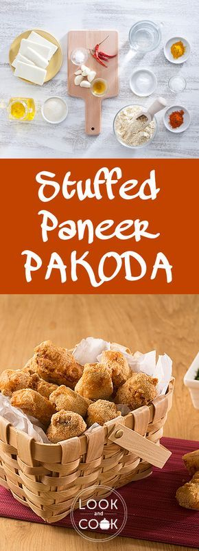 how to make stuffed paneer pakoda recipe food ramzan recipe food recipes on hebbar s kitchen sweets id=81288