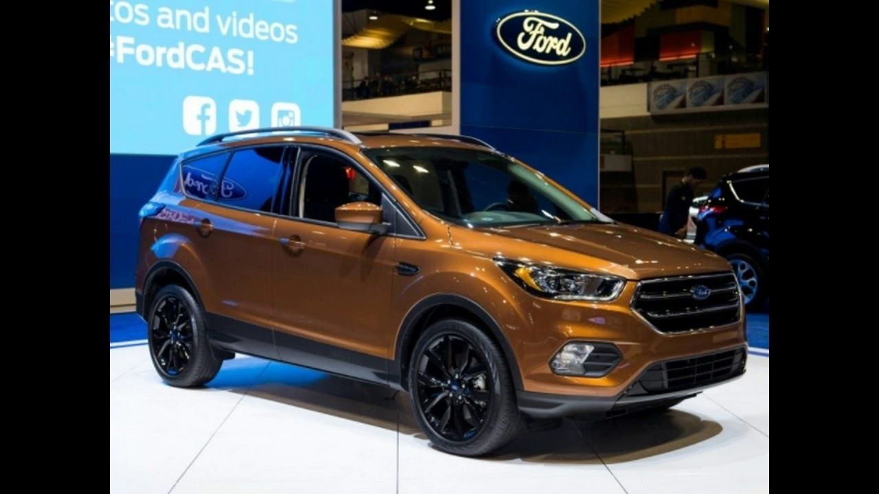 2019 Ford Escape Hybrid Review Redesign and Price 2017