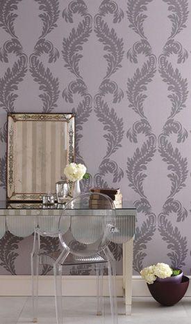 Style in Living: Wallpaper...it's BACK!