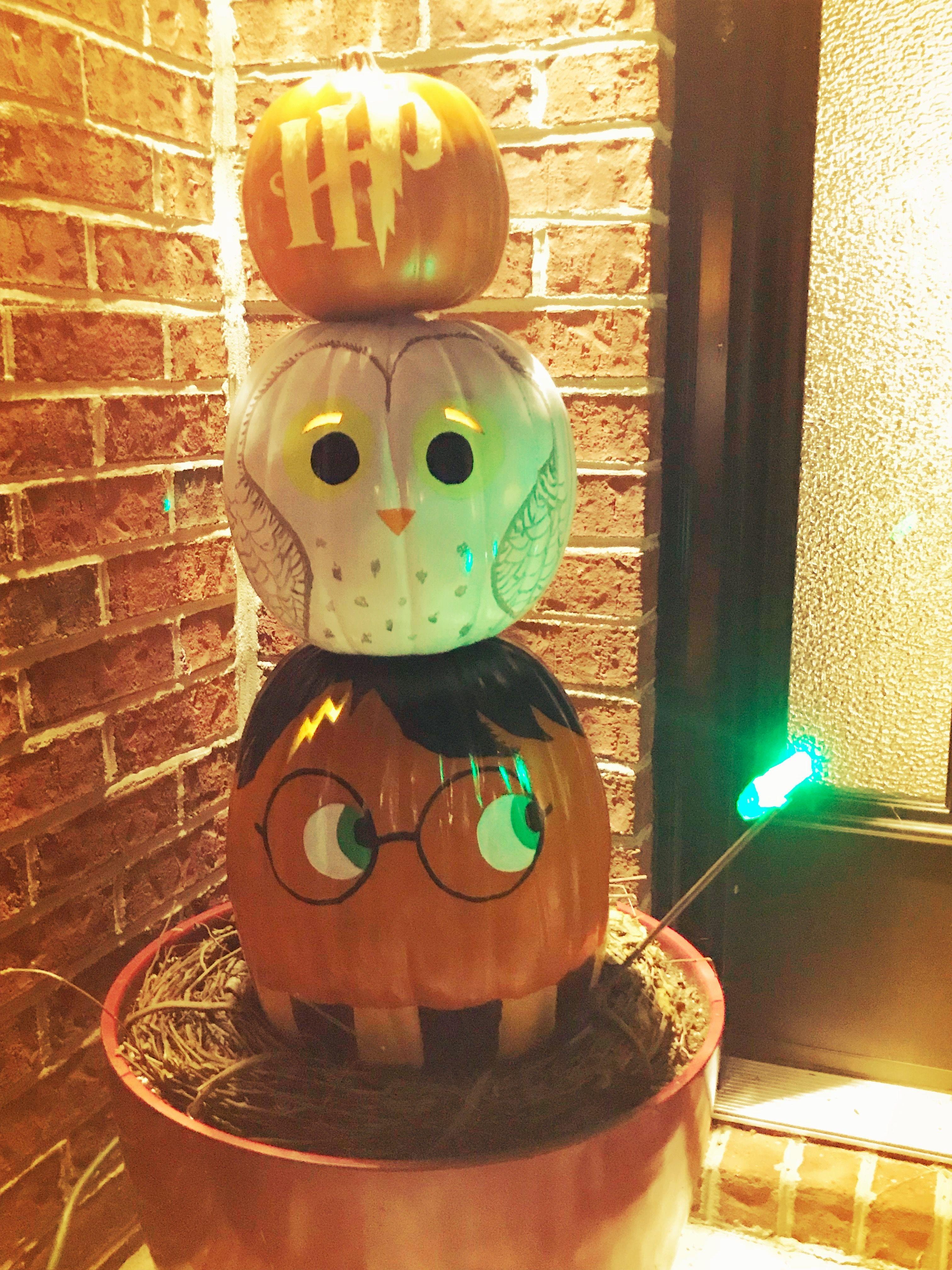 33++ Harry potter no carve pumpkin inspirations