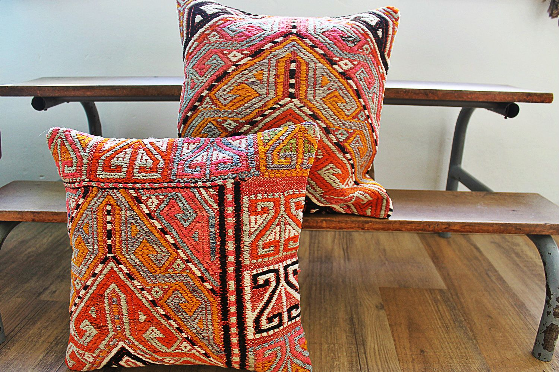 Kelim Kussens Ikea : Color kelim kussen kilim cushion kussens kelim bankjes